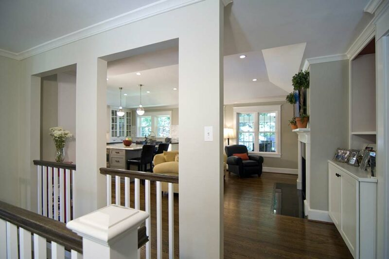 Moser Architects Renovations - Nelway Drive